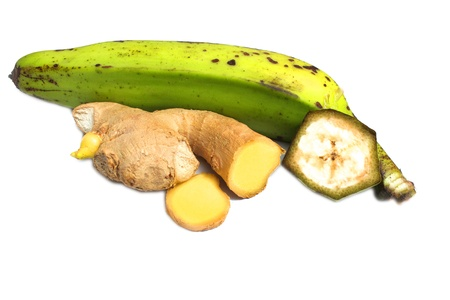 banana   ginger Stock Photo - 20430530