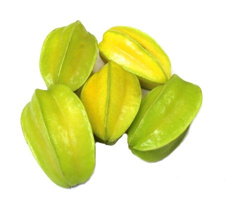 bilimbi: star fruit or carambola