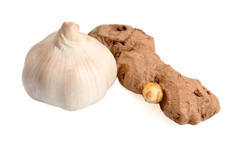 garlic   ginger