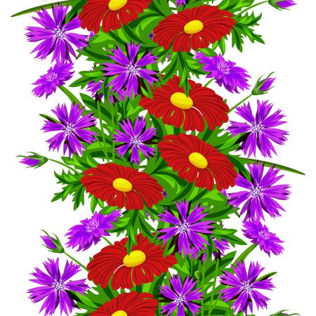 gratitude: Flower pattern for cards, textiles, backgrounds