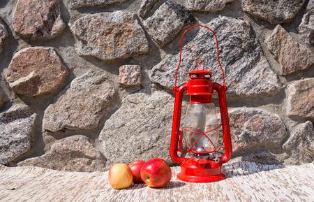 kerosene lamp: Lighting for a country house - kerosene lamp