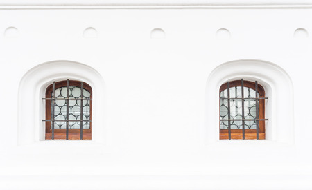 loophole: Window in the white wall