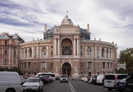 odessa: Odessa Opera theatre Editorial