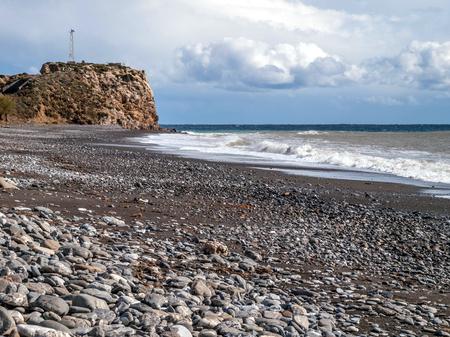 kos: St Fokas area, Kos island, Greece