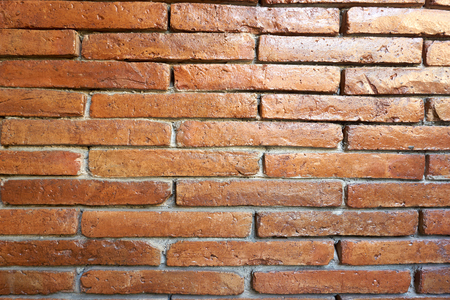 punctuate: Old brick pattern background take from wall