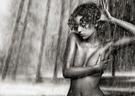 Rain Dancer Stock Photo - 5899779