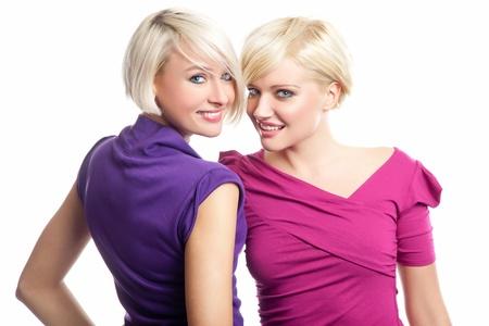 helpmate: Attractive blonde girls