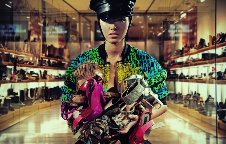 euforia: Sexy zapatos de mujer de retenci�n