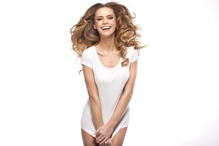 donne eleganti: Veramente contento signora giovane e bella