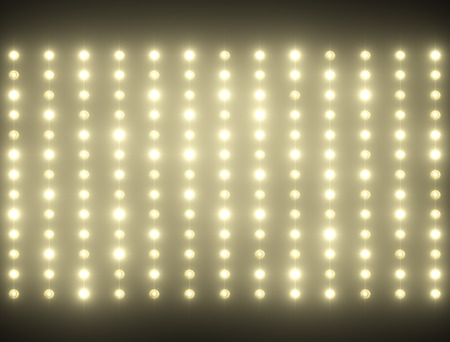 luminous: Colorful picture of tiny lights