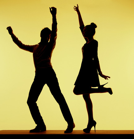 Best dancers in the whole popular music club Stock Photo - 29748449