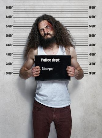 スキニー常習犯の面白い肖像画