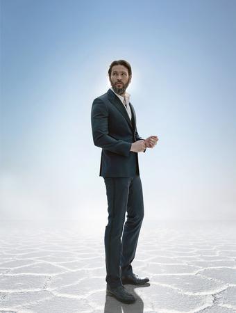 Ritratto di un uomo d'affari photo