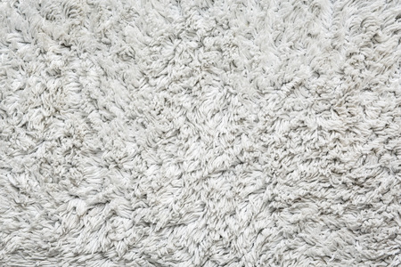 wool rugs: Close up texture of fluffy carpet. Stock Photo