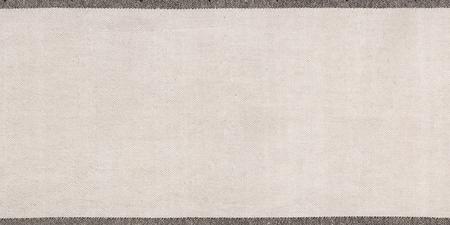 raw cotton: Close-up of beige, raw cotton fabric. Stock Photo