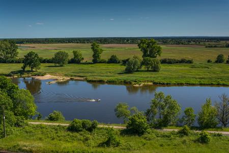 worth: river worth in the neighborhood of Chekhov,