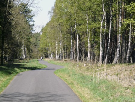 bikeway: Segregated cycleway from Berlin, the German capital to Copenhagen via the Island of Usedom