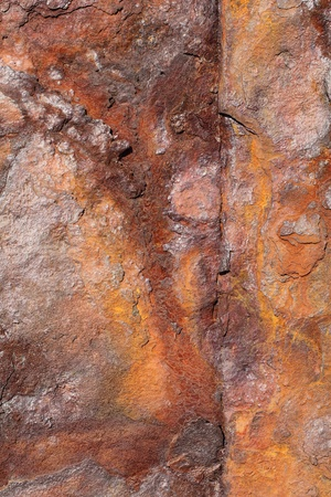 corroded: Structures of rusty iron