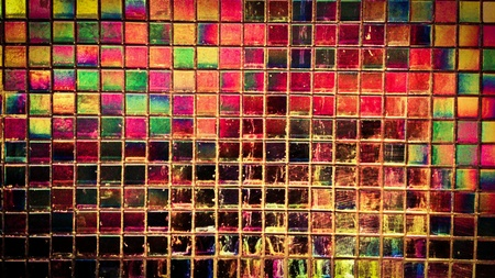 tile: Colorful tile background Stock Photo