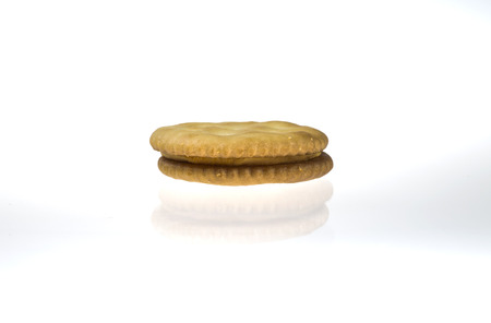 sandwich cracker  photo