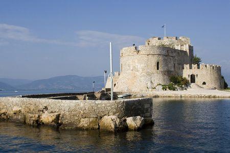 bourtzi: bourtzi fortress greece
