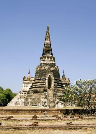 ayuthaya: Wat Phra Si Sanphet Ayuthaya Central Thailand