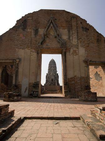 ayuthaya: Wat Ratchaburana Ayuthaya Central Thailand