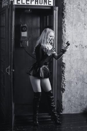 freaked: sexy girl