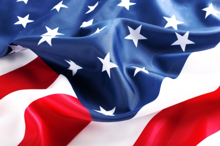 flag USA Stock Photo - 15713974