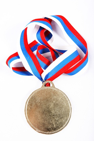 recognition: Medal and color Ribbon