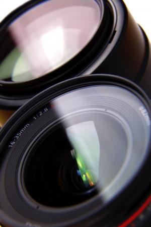 Camera lens Stock Photo - 15732888