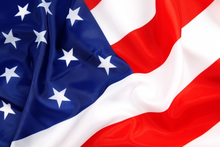 USA flag Stock Photo - 15741503