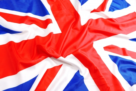 UK Flag Union Jack photo