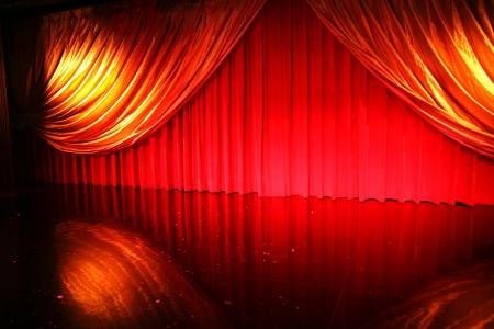 retro elegant theater Stock Photo - 15755500