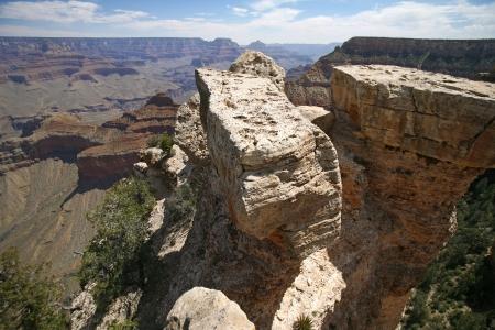 overlook: Grand Canyon,  Arizona, USA