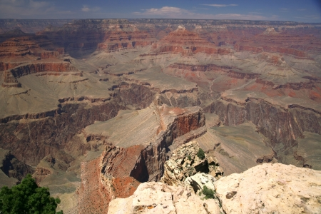 Grand Canyon, South Rim,  Arizona, USA photo