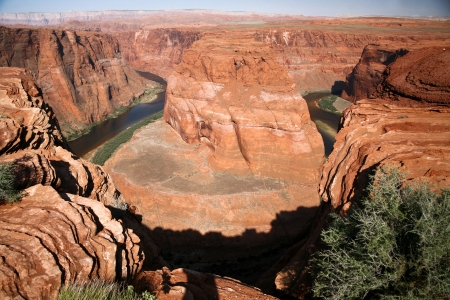 Colorado River, Horseshoe Bend,Arizona , USA photo