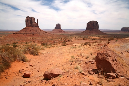 tribal park: Monument Valley, Navajo Tribal Park, Arizona, USA