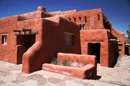 southwest usa: classic house