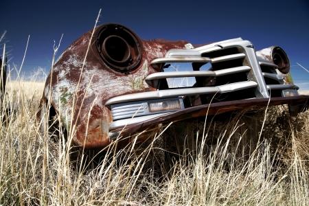 Antique car Stock Photo - 15768891
