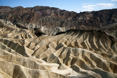 Zabriskie Point, Death Valley National Park, USA, California photo