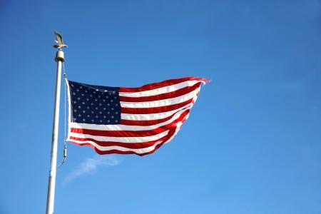 flag of USA Stock Photo - 15781133