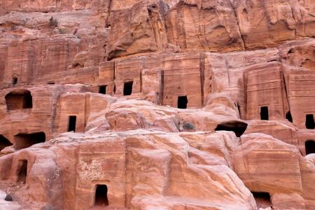 caved: Petra - Nabataeans capital city   Al Khazneh