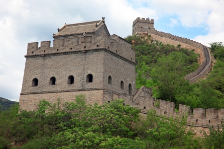 Great Wall, Beijing, China photo