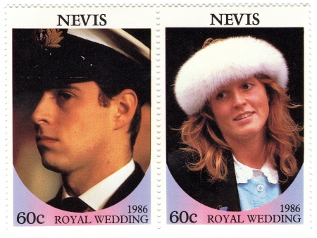 andrew: 1986 royal wedding - andrew and fergie