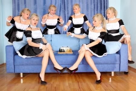 chess game photo