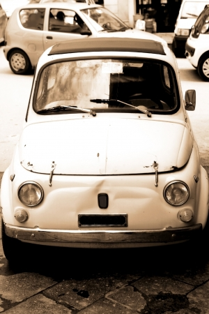 old car Fiat photo