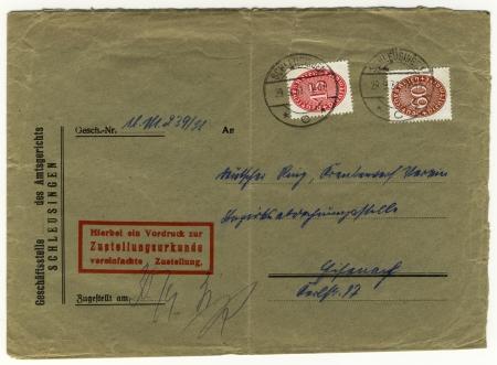old envelope: old  envelope