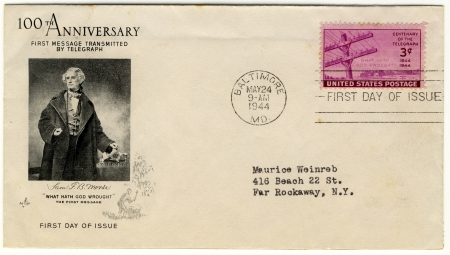 old envelope Stock Photo - 15986715