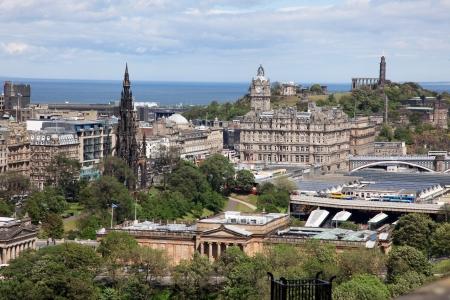 Edinburgh, Scotland Stock Photo - 16756110